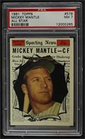 High # - Mickey Mantle [PSA 7 NM]