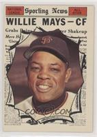 High # - Willie Mays [Good to VG‑EX]