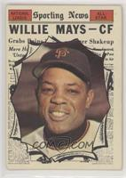 High # - Willie Mays