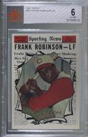 High # - Frank Robinson [BVG6EX‑MT]