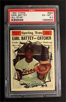 Earl Battey [PSA6.5]