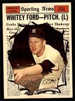 Whitey Ford [EX]