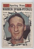 High # - Warren Spahn
