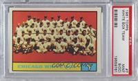 Chicago White Sox Team [PSA9MINT(OC)]
