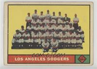 Los Angeles Dodgers Team [Poor]