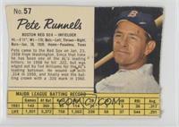 Pete Runnels [PoortoFair]