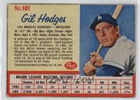 Gil Hodges [GoodtoVG‑EX]
