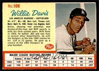 Willie Davis [VG EX]