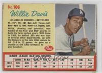 Willie Davis [Noted]
