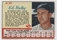 Ed Bailey [NonePoortoFair]