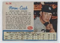 Norm Cash (Throws Left)