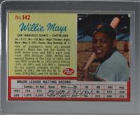 Willie Mays [VeryGood‑Excellent]