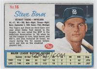 Steve Boros