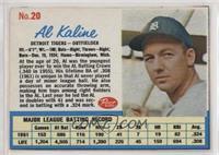 Al Kaline [Noted]