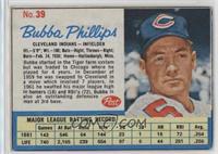 Bubba Phillips