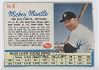 Mickey Mantle [Authentic]