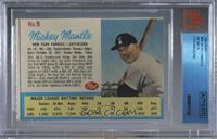 Mickey Mantle (Post logo on back) [BVGAuthentic]