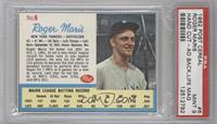 Roger Maris (Post logo on back) [PSA 9 MINT]