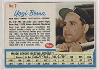 Yogi Berra [Noted]