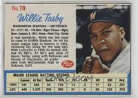 Willie Tasby