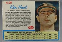 Ken Hunt [Poor to Fair]