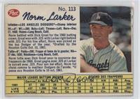 Norm Larker [PoortoFair]