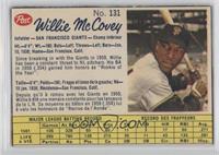 Willie McCovey [PoortoFair]
