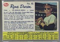 Ryne Duren [GoodtoVG‑EX]