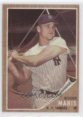 1962 Topps - [Base] #1 - Roger Maris