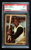 Roberto Clemente (Bob on Card) [PSA 7 NM]