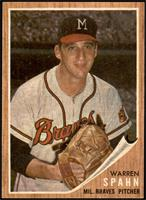 Warren Spahn [NM+]