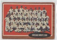 Chicago White Sox Team [NoneGoodtoVG‑EX]