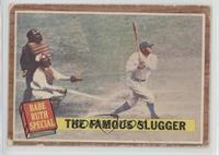 The Famous Slugger (Babe Ruth) [Poor]