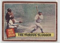 The Famous Slugger (Babe Ruth) [GoodtoVG‑EX]