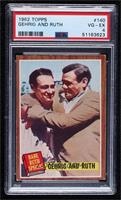 Babe Ruth Special (Lou Gehrig, Babe Ruth) [PSA4VG‑EX]