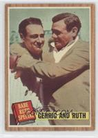 Babe Ruth Special (Lou Gehrig, Babe Ruth) (Green Tint)