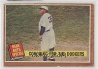 Coaching for the Dodgers (Babe Ruth) [PoortoFair]