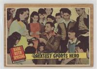 Greatest Sports Hero (Babe Ruth) (Green Tint) [PoortoFair]