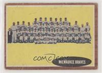Milwaukee Braves Team [EXMT]