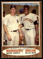 Managers' Dream (Mickey Mantle, Willie Mays) [VG]