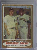Managers' Dream (Mickey Mantle, Willie Mays) [GoodtoVG‑EX]