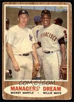 Managers' Dream (Mickey Mantle, Willie Mays) [FAIR]