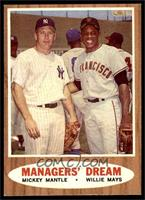 Managers' Dream (Mickey Mantle, Willie Mays) [EXMT]