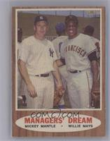 Managers' Dream (Mickey Mantle, Willie Mays) [Near Mint]