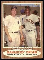 Managers' Dream (Mickey Mantle, Willie Mays) [GOOD]