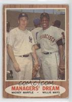 Managers' Dream (Mickey Mantle, Willie Mays) [Good to VG‑EX]