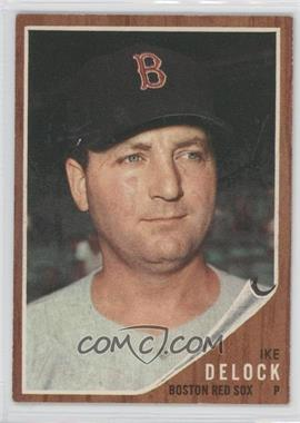 1962 Topps - [Base] #201 - Ike Delock