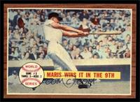 World Series Game #3, Maris Wins it in the 9th (Roger Maris) [NM]