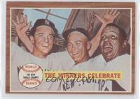 World Series The New Winners Celebrate