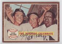 World Series The New Winners Celebrate [GoodtoVG‑EX]